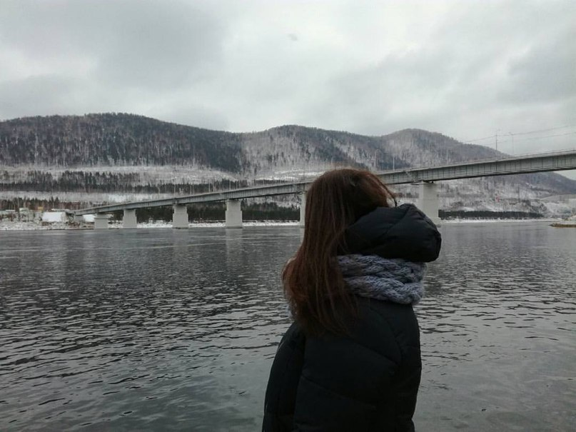 Оля Крестина   Красноярск