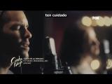 Brenda Asnicar -  Ojos en la Espalda  Cumbia Ninja (караоке субтитры)