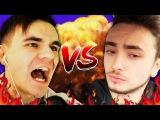ЯРИК ЛАПА VS ЭДИСОН  Великая Рэп Битва  EdisonPts ПРОТИВ YarikPawGames (Майнкрафт  Minecraft)