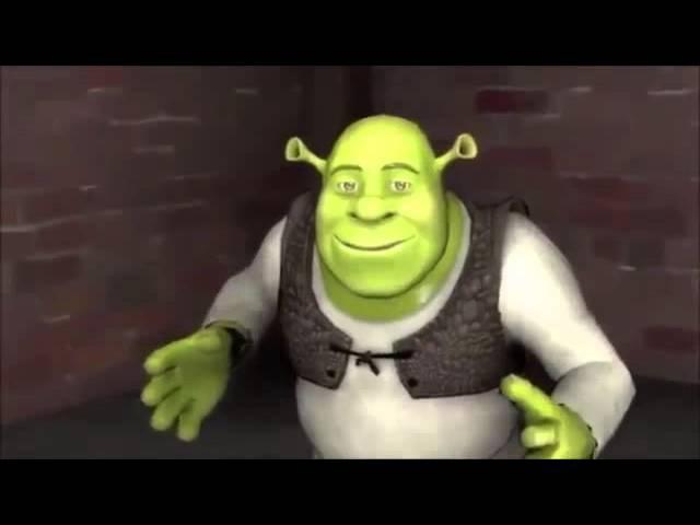 [SFM] Shrek in the club