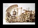 Ugears Robot Factory Model