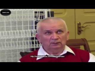В.М. Зазнобин - Крым как начало краха библейского геноцида
