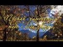 Пусть Осень тебя убаюкает нежно Осенние пожелания друзьям