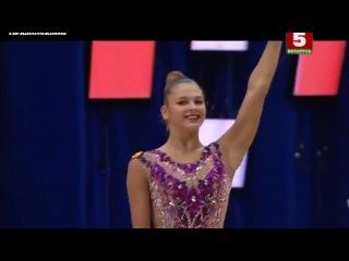 Aleksandra Soldatova hoop EF 2017 Minsk World Challenge