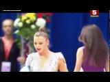 Aleksandra Soldatova ball EF 2017 Minsk World Challenge