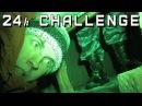 НОЧЬ на ВОЕННОЙ БАЗЕ От охраны под кроватью! 24h Challenge / Alex Super