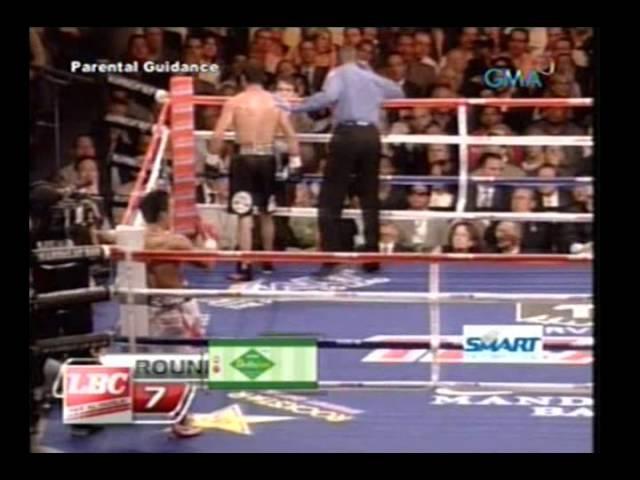 2008 03 15 Pacquiao vs Juan Manuel Marquez II