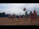 Детская игровая площадка в поселке Пинега