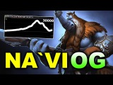 NA`VI vs OG - ALMOST 30k COMEBACK! - EPICENTER DOTA 2