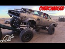 Project OVERCHARGED WelderUp Diesel Rat Rod Dodge Charger