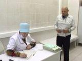 100 тысяч жителей региона привиты от гриппа
