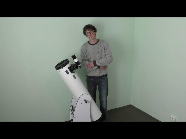 Обзор Телескопа Dob 8 Synta Sky-Watcher, Acuter