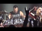 Iced Earth - Democide - Live Le Trabendo - Paris 2014