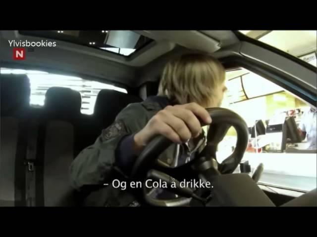 Ylvis - Calle drives to McDonalds - IKMY 22.10.2013 (English Subtitles)