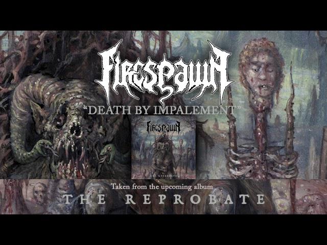 FIRESPAWN - Death By Impalement (Album Track)