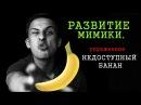 Развитие мимики лица. Тянемся за бананом!