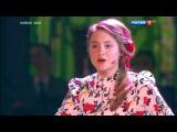 Синяя птица. Финал. Вячеслав Бутусов (вокал, гитара) и Виталий Кись (гитара), Мария Климова (народны