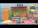 Cartoni animati e giochi per bambini: la pizza Margherita e le uova