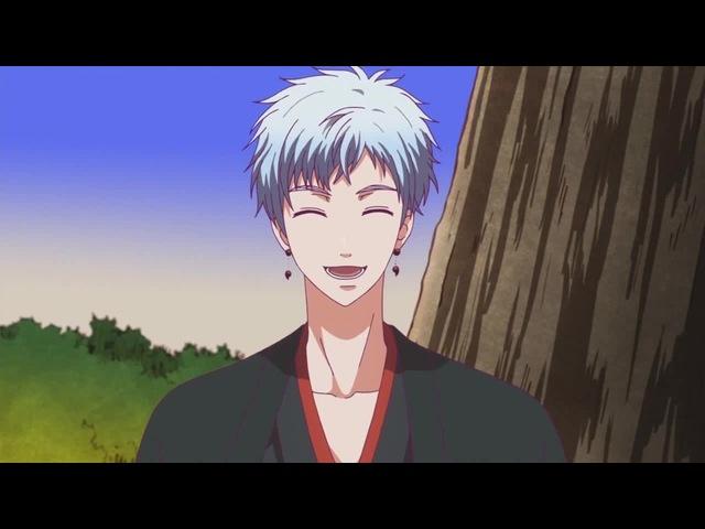 Я не совершеннолетный (9й Неизвестный, Fukigen na Mononokean, Угрюмый заклинатель духов)