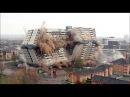 🔥 Снос зданий, опасная работа 🔥 демонтаж зданий