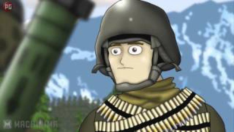 Battlefield Friends / Друзья по Battlefield: Тим-бэг (2 Сезон 7 серия) [РУС] HD