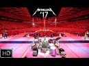 Metallica - WorldWired North America Tour - The Concert 2017 1080p