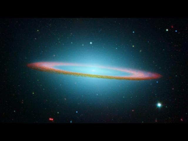 Непостижимые размеры Вселенной документальный фильм HD
