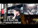 SHADOWHUNTERS - 2x18 'AWAKE, ARISE, OR BE FOREVER FALLEN' REACTION