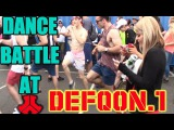 Dance Battle At Defqon.1 Australia Black Stage