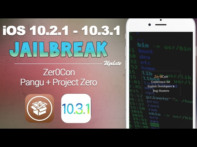 How to jailbreak ios 10.2.1,10.3.1,10.3.2,10.2,10.3 without computer - cydia ios 10.3.1(2017)
