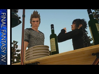 FINAL FANTASY 15 · The Chopping Block [Tour Location / Walkthrough]