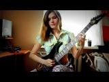 В. Кипелов - Я свободен ( cover solo by Zarina Rybakova)
