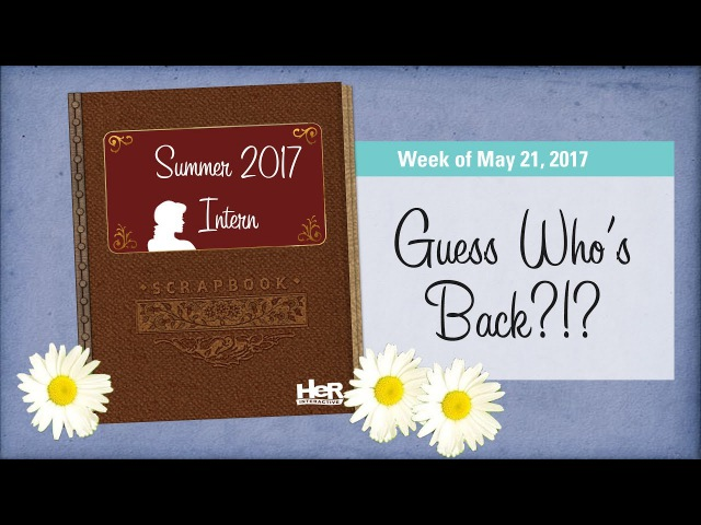 Guess Who's Back?!? | Nancy Drew Games | HeR Interactive