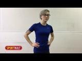 Краткий видео–обзор женской футболки Craft Prime Run