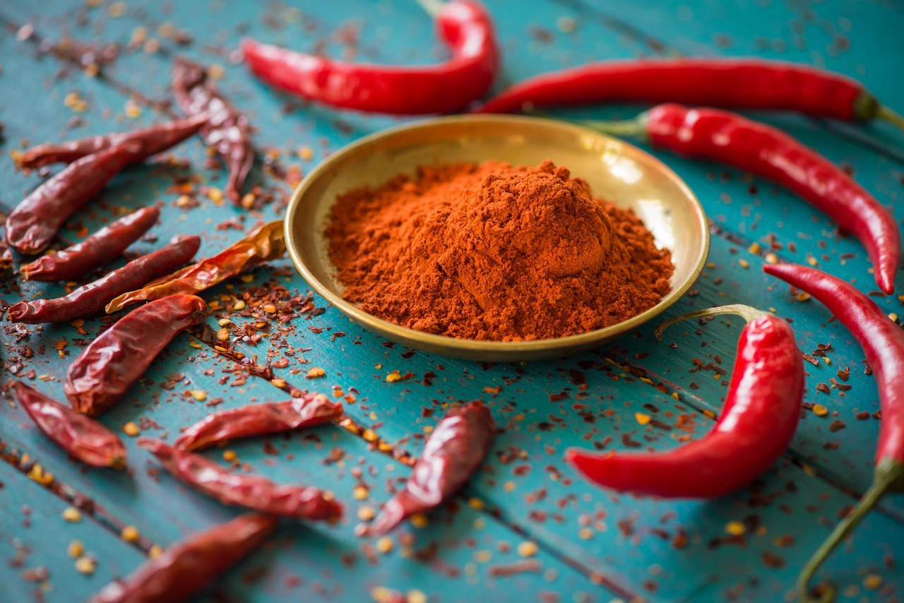 Кайен - Кайеннский перец ( Cayenne pepper )