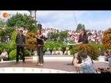 X-Perience - I Feel Like You Watching me(Live ZDF Fernsehgarten)