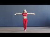 Танцевальная тренировка для похудения _ Сделай из упражнений танец с [Workout _