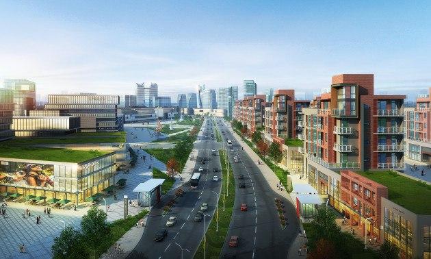 Умные города – решение будущего