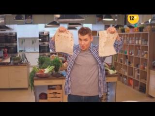 «ПроСТО кухня»: идеальная шаурма от шеф-повара