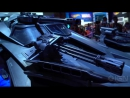Justice Leagues New Batmobile Showcased at San Diego Comic Con 2017