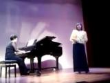 Vell Baria sings Sa Kabukiran