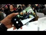 Xiaomi Mi Mix first look with Camera Demo - PhoneRadar