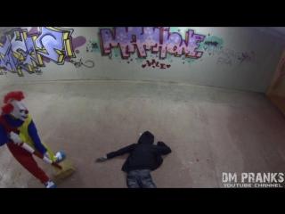 Пранк / клоун / webm