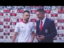 Микс-зона Интервью Душана Савича после матча Актобе 3-0 Окжетпес