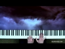 М. Дунаевский - Ветер перемен пианино кавер музыка из к_ф Мэри Поппинс, до свид