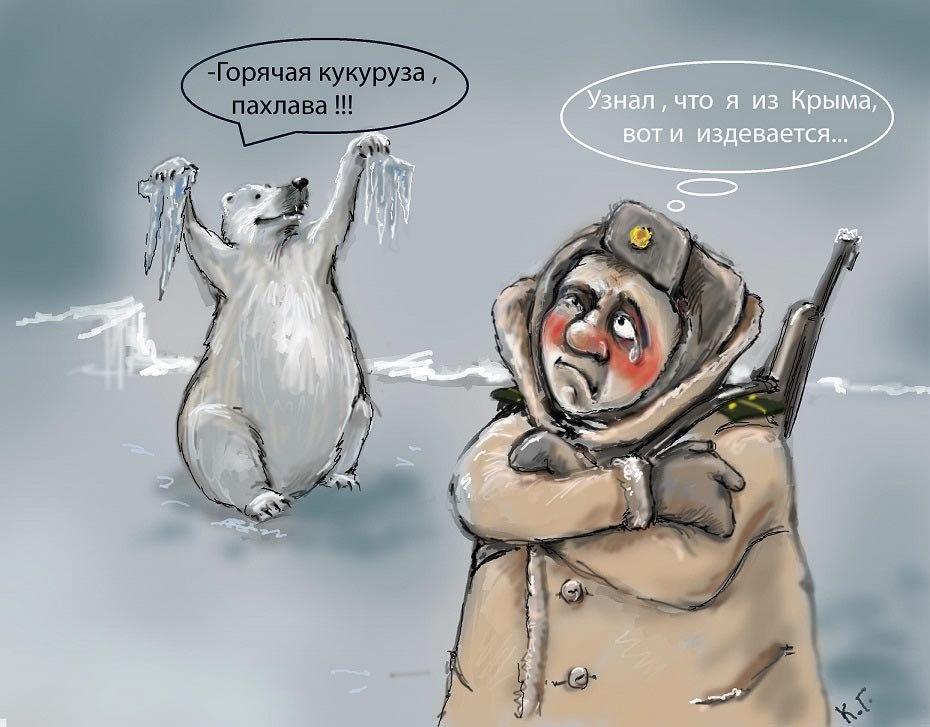 В РФ намерены призвать в армию на 30% больше крымчан - Цензор.НЕТ 438