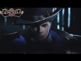 Arena of Valor Cinematic Trailer 3D (feat. Valhein  Zanis)