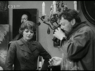 Нагая пастушка (Чехословакия, 1966, HD1080) детектив, советский дубляж без вставок на чешском