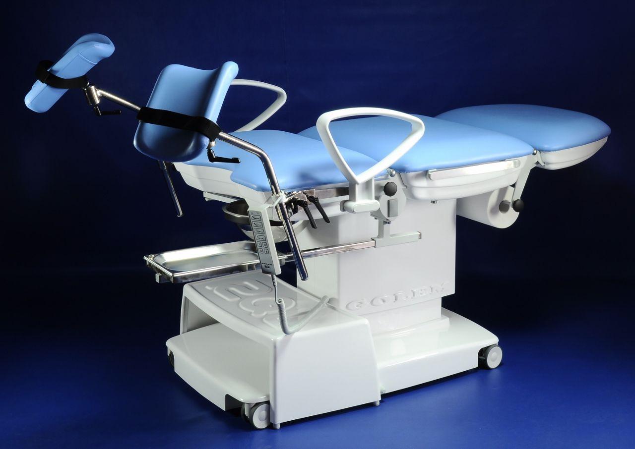 Что нужно знать при выборе гинекологического кресла