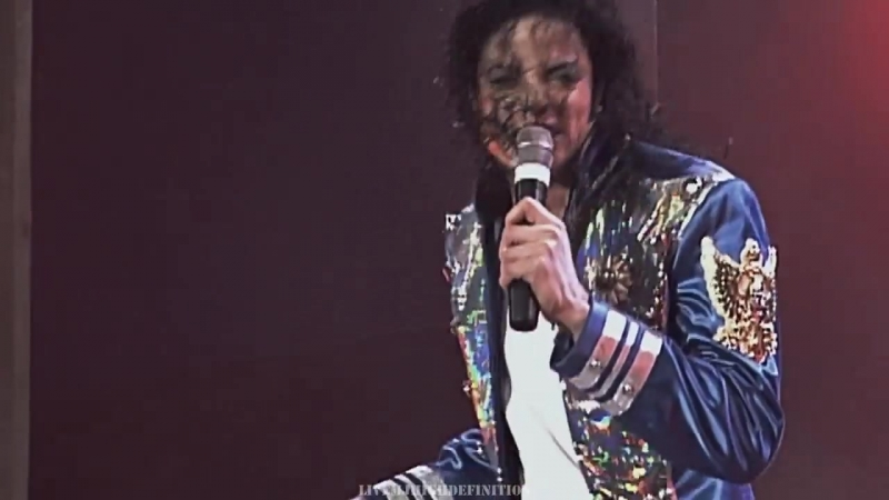 Michael Jackson - Blood On The Dance Floor - Live Munich 1997 - Widescreen HD
